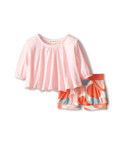 Appaman Kids - Swing Top and Bubble Shorts Set (Infant) (Pink) Girl