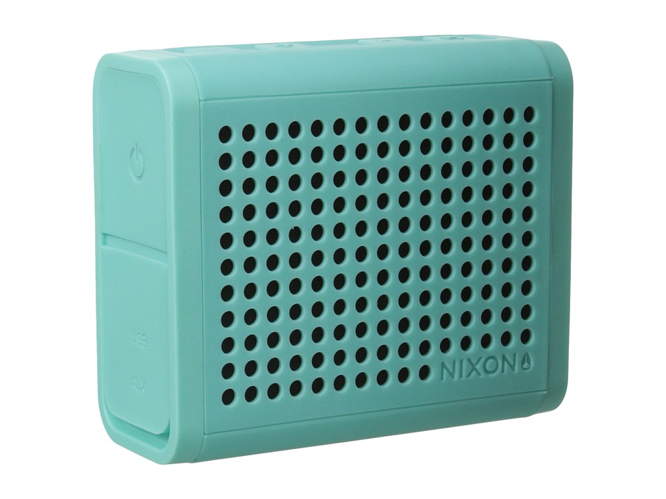Nixon - The Mini Blaster Speaker (Light Blue) Headphones