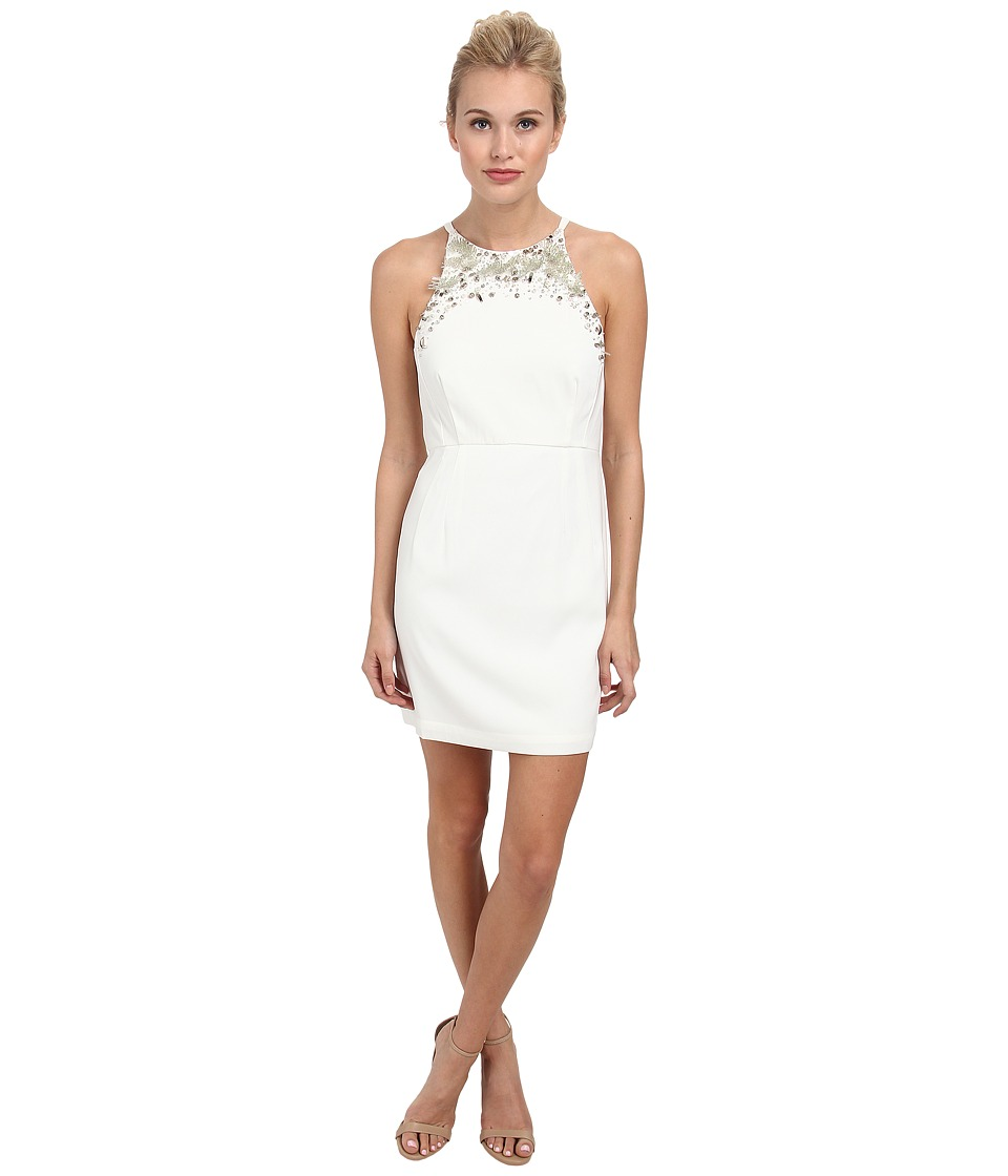 French Connection - New Moon Dress 71DEW (Summer White) Women's Dress