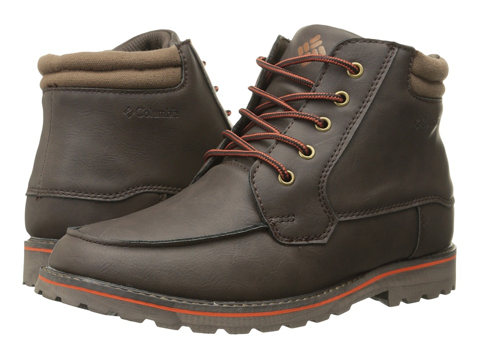 Columbia Kids - Lewis Ridge (Little Kid/Big Kid) (Cordovan) Boys Shoes