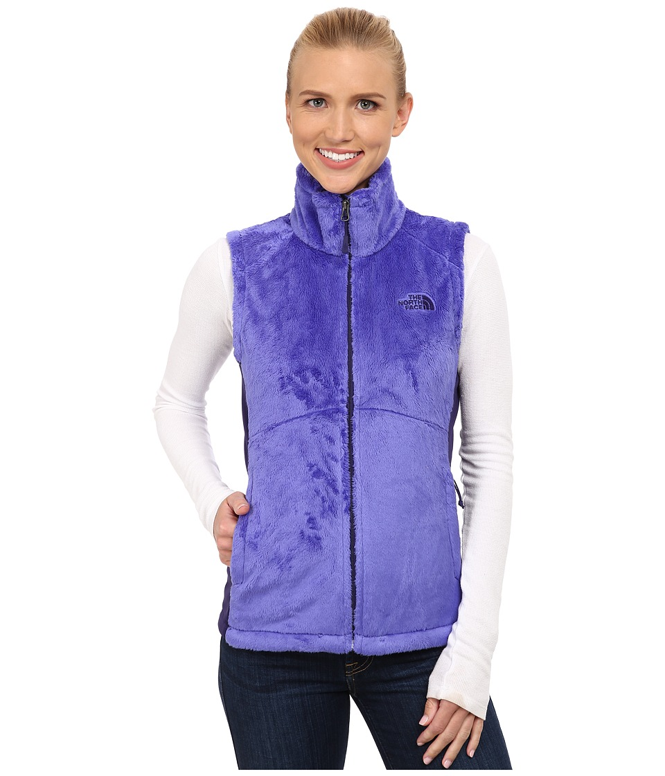 The North Face - Osito Vest (Starry Purple/Garnet Purple) Women's Vest