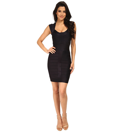French Connection - Miami Spotlight Dress 71DLA (Nocturnal) Women