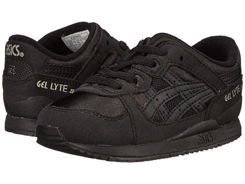 Onitsuka Tiger Kids by Asics - Gel-Lyte III (Toddler) (Black/Black) Boys Shoes