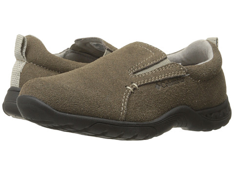 Columbia Kids - Adventurer Moc (Toddler/Little Kid/Big Kid) (Wet Sand) Kids Shoes