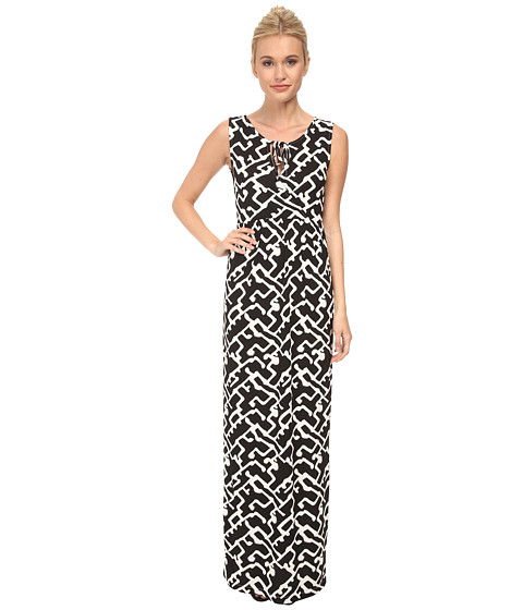 French Connection - Downtown Grid Dress 71DCZ (Black Multi) Women
