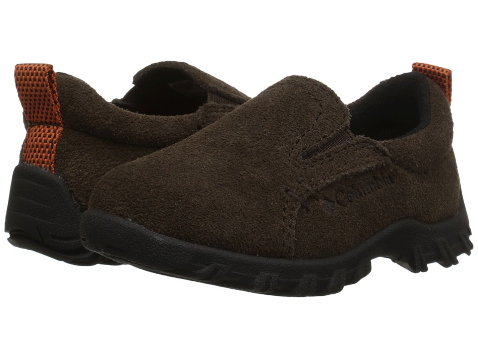 Columbia Kids - Aventurer Moc (Toddler) (Corodovan) Kids Shoes