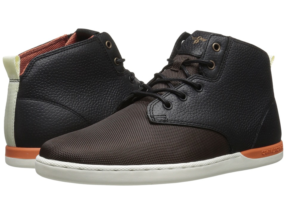 Creative Recreation - Vito (Black/Brown/Mango) Men