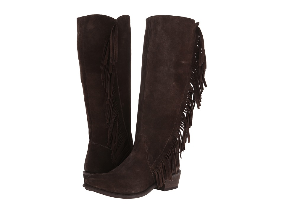 Roper - On The Fringe (Brown) Cowboy Boots