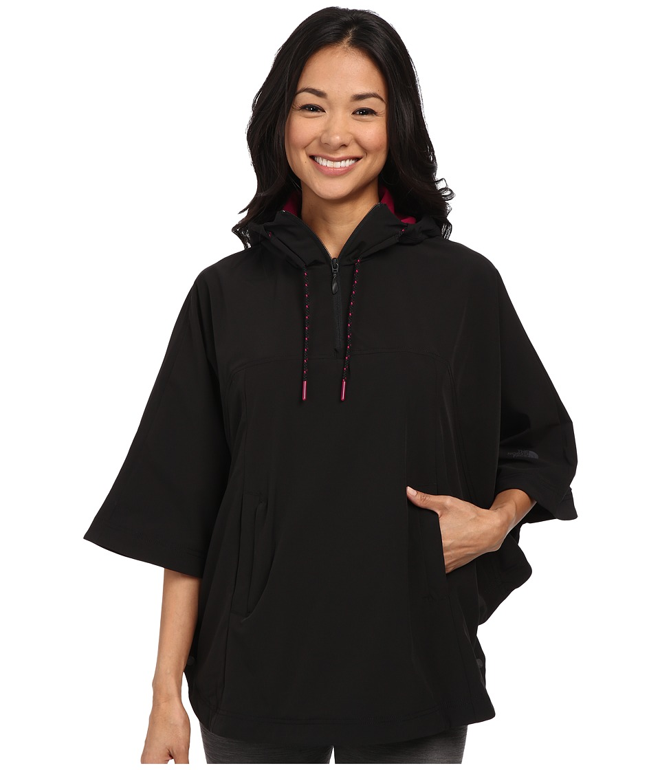 The North Face - Vida Poncho (TNF Black) Women's Sweatshirt