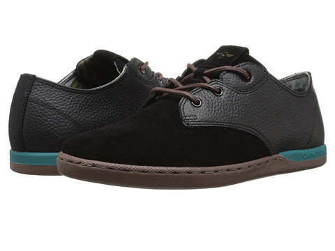 Creative Recreation - Vito Lo (Black/Black 2) Men's Lace up casual Shoes