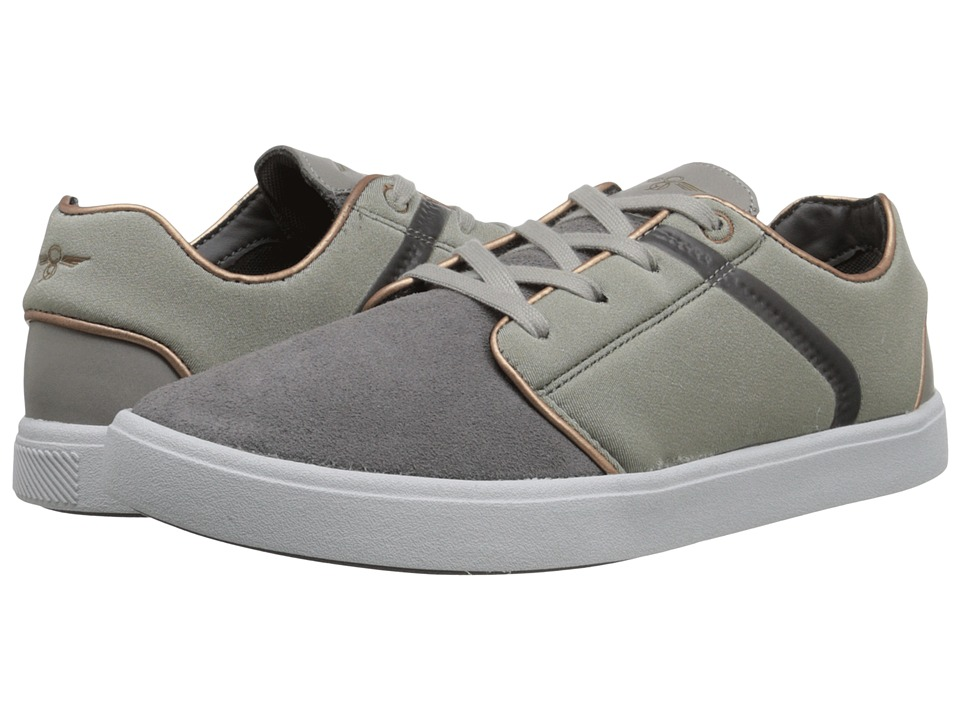 Creative Recreation - Santos (Grey/Bronze) Men's Lace up casual Shoes