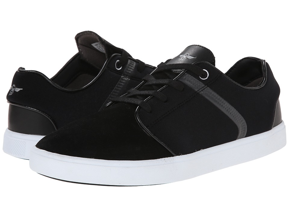 Creative Recreation - Santos (Black/White) Men's Lace up casual Shoes