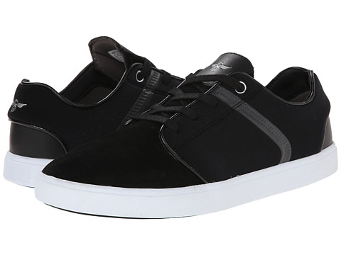 Creative Recreation - Santos (Black/White) Men