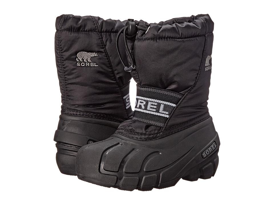 SOREL Kids - Cub (Toddler/Little Kid/Big Kid) (Black) Kids Shoes