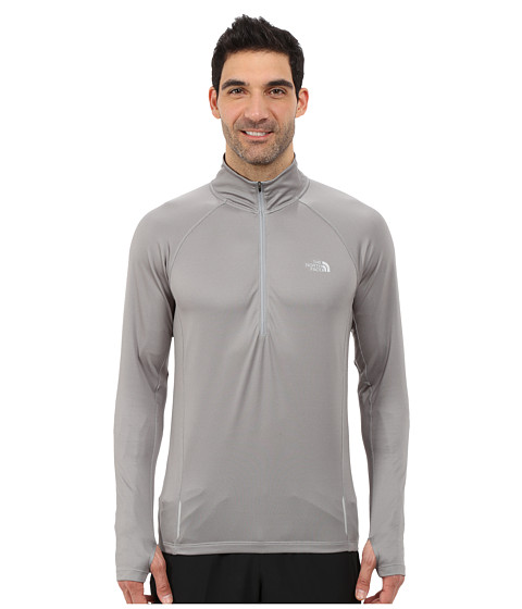 The North Face - Isolite 1/2 Zip Pullover (Monument Grey Heather) Men