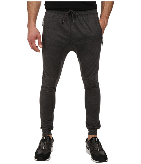 Publish - Alek Premium Cotton Fleece Jogger (Charcoal) Men