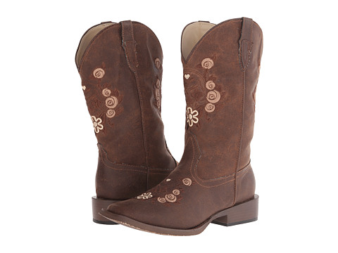 Roper - Mandy SQ (Brown) Cowboy Boots