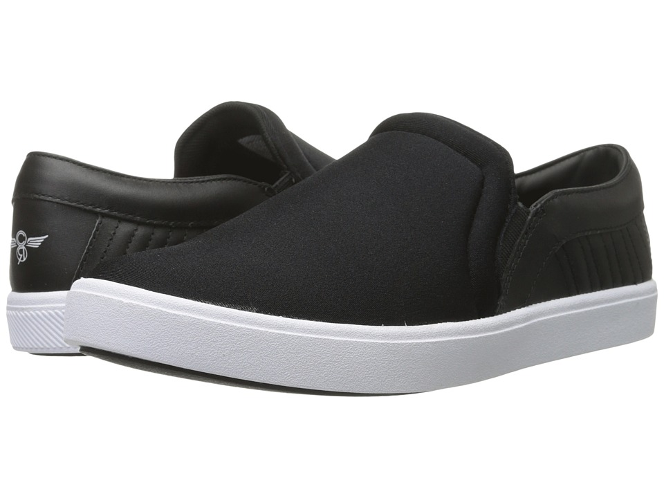Creative Recreation - Capo (Blak/White) Men's Slip on Shoes