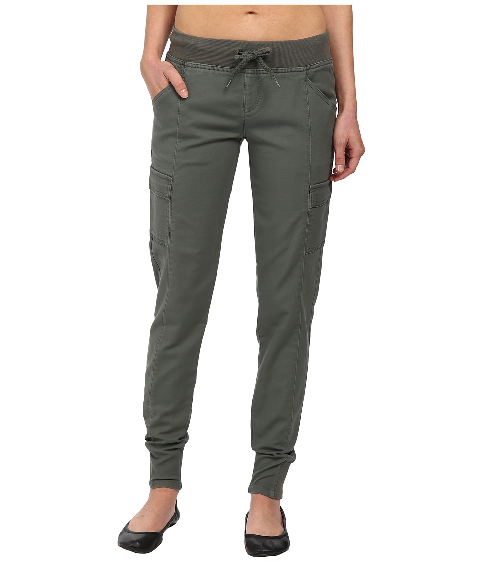 The North Face - Ansley Cargo Pant (Oscar Green) Women's Casual Pants