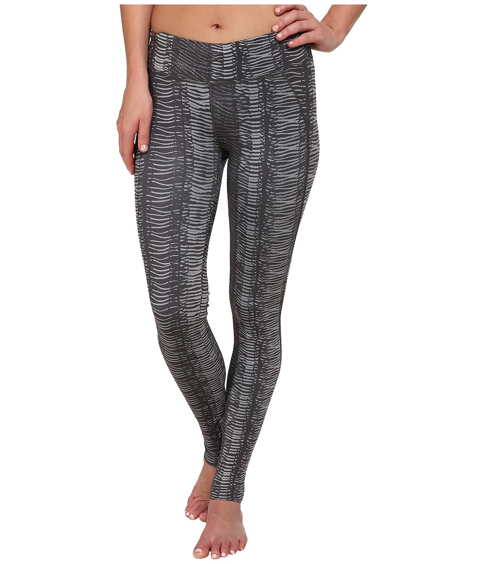 The North Face - Printed Piper Pants (Graphite Grey/Mid Grey Bark Print) Women