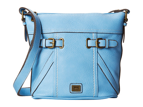b.o.c. - Annapolis Large Bucket Crossbody (Sky) Cross Body Handbags