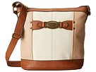 Colima Large Bucket Crossbody