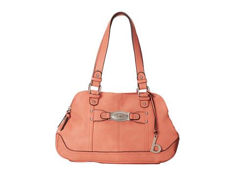 b.o.c. - Colima Satchel (Coral) Satchel Handbags