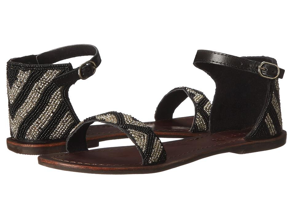 Roper - Artistry (Black) Women's Toe Open Shoes