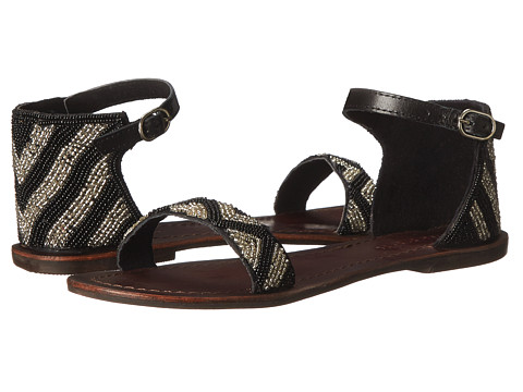 Roper - Artistry (Black) Women's Toe Open Shoes