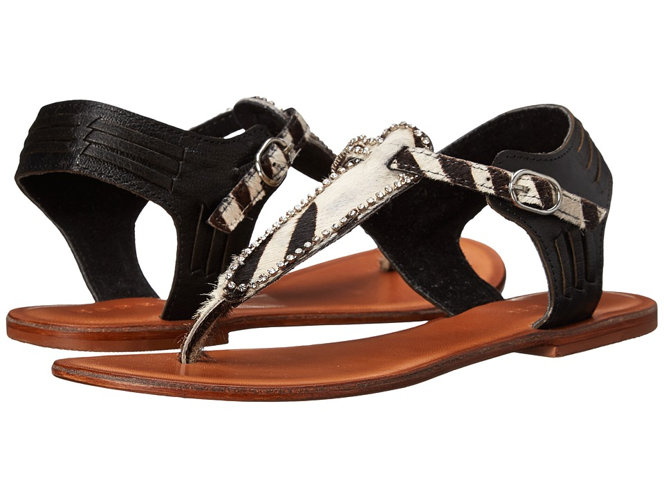 Roper Hide (Black) Women