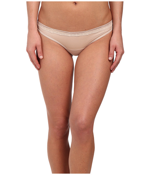 Josie - Shine Thong (Light Cafe) Women's Underwear