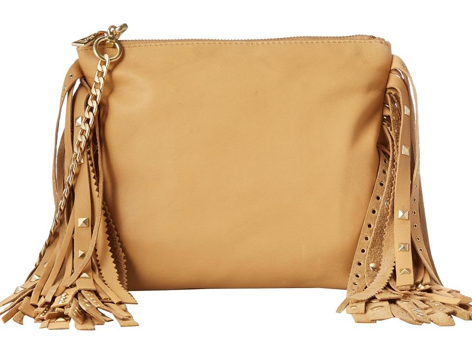 ASH - Tyler - Clutch (Nude) Clutch Handbags