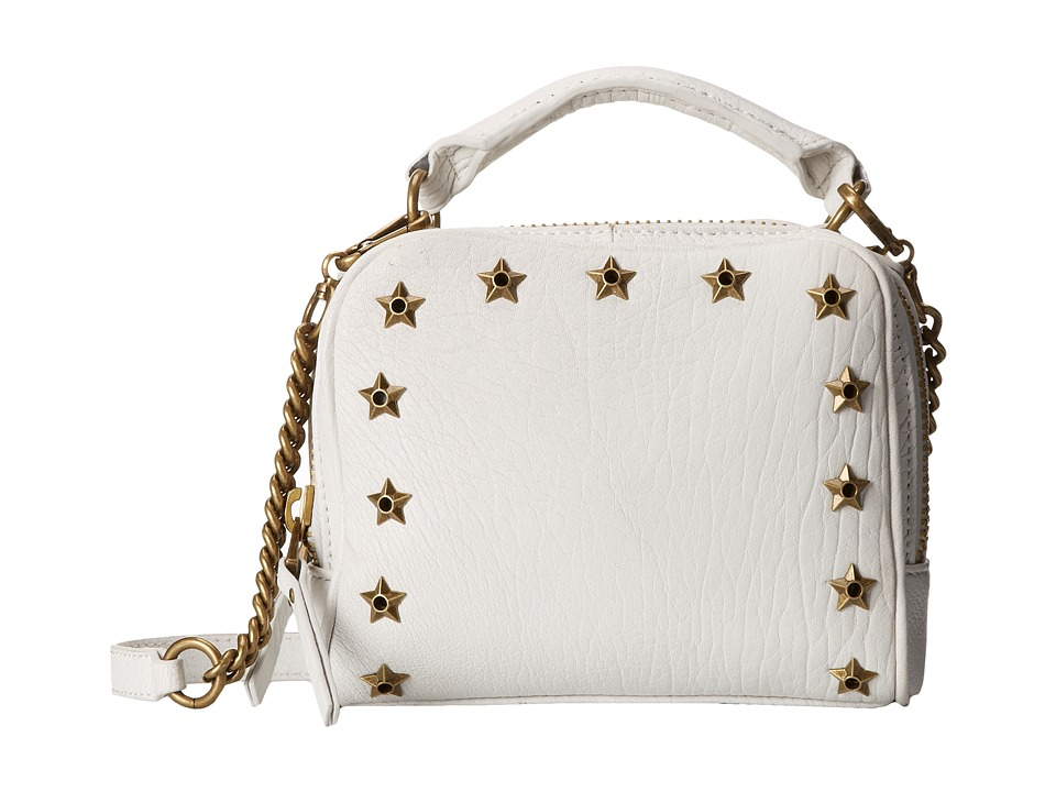 ASH - Frankie (Bubble) - Crossbody (Off White) Cross Body Handbags
