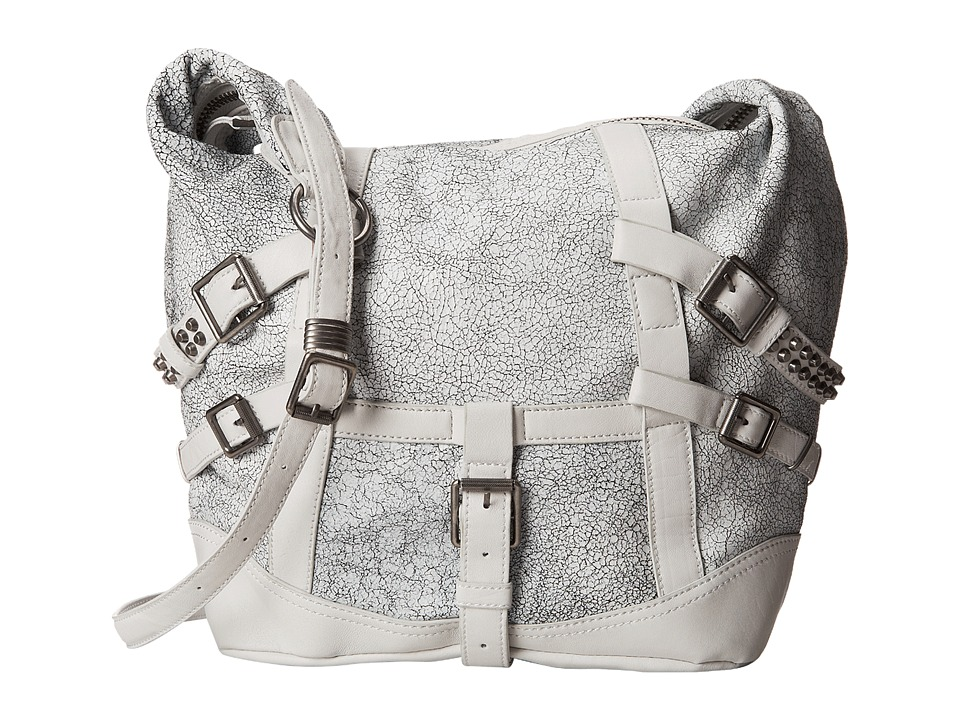 ASH - Roxy - Hobo (White Crackle) Hobo Handbags