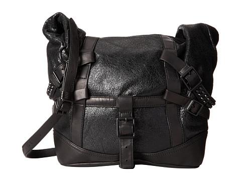 ASH - Roxy - Hobo (Black Crackle) Hobo Handbags