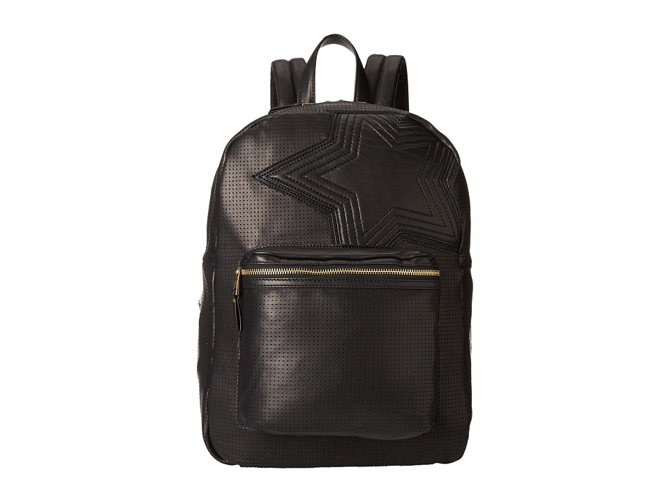 ASH - Danica (Star) - Large Backpack (Black) Backpack Bags