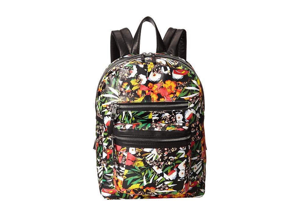 ASH - Danica (Bahia) - Medium Backpack (Multi/Black) Backpack Bags