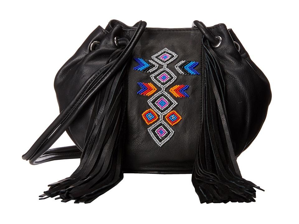ASH - Talulla - Drawstring (Black) Drawstring Handbags