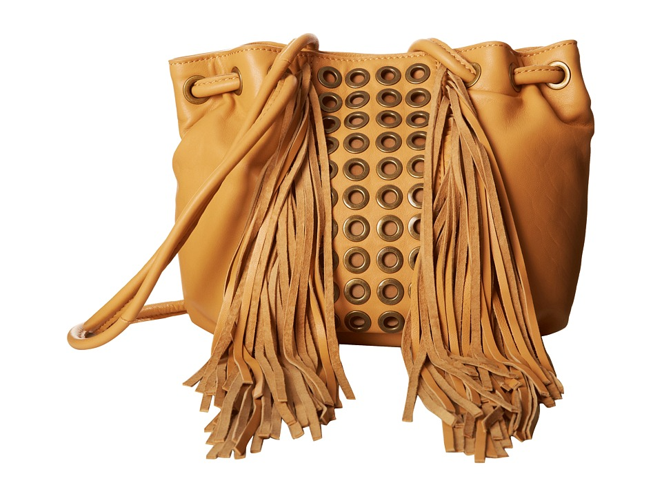 ASH - Kimi Grommets - Drawstring (Nude) Drawstring Handbags