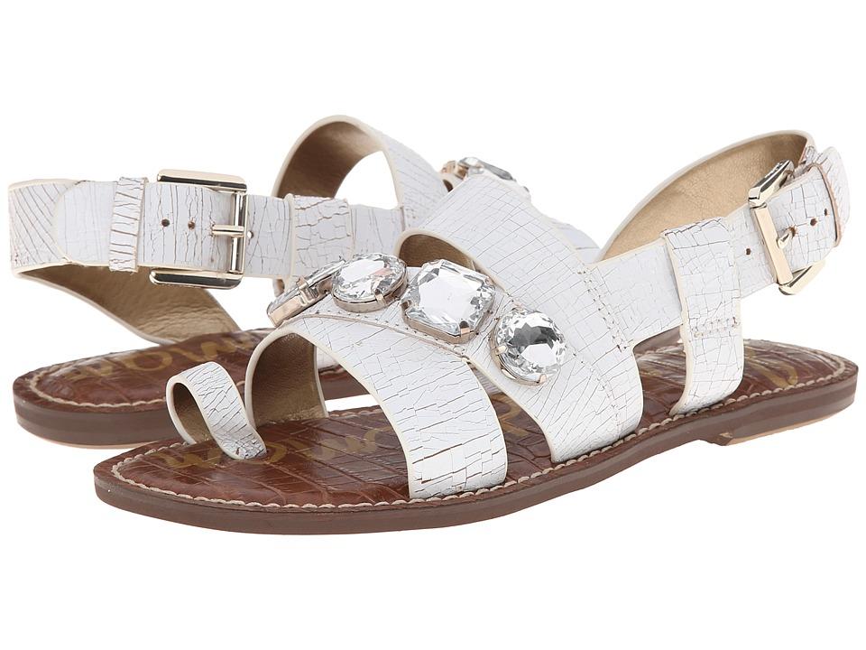 Sam Edelman - Dailey (Snote White) Women's Flat Shoes