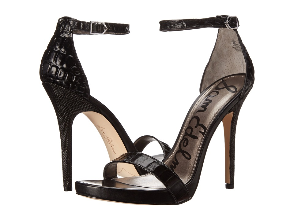 Sam Edelman - Eleanor (Black) High Heels