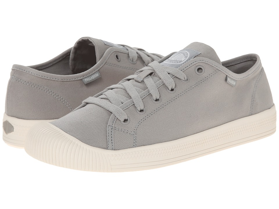 Palladium - Flex Lace (Mouse/Marshmallow) Men