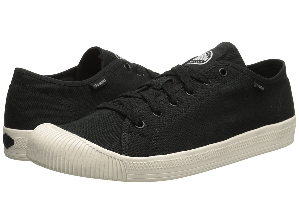 Palladium - Flex Lace (Black/Marshmallow) Men's Shoes