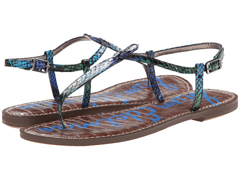 Sam Edelman - Gigi (Swamp) Women's Sandals