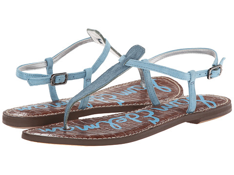 Sam Edelman - Gigi (New Blue) Women's Sandals