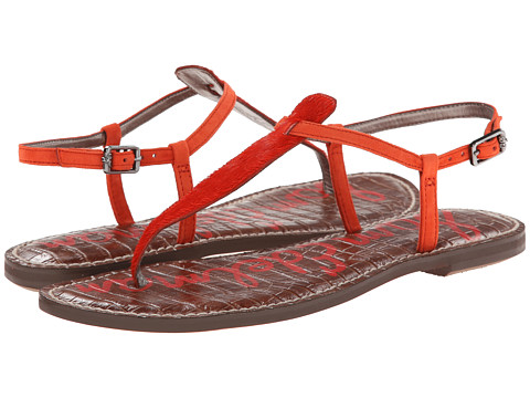Sam Edelman - Gigi (Neon Red) Women