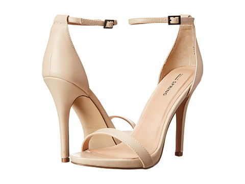 Call it SPRING - Qerinna (Nude) High Heels