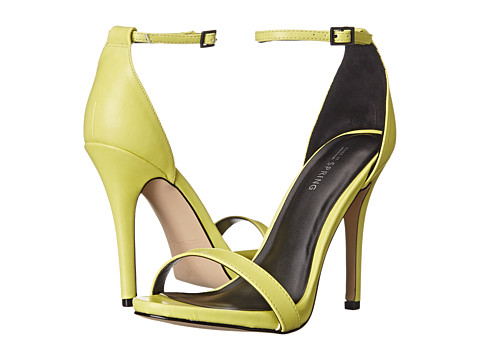 Call it SPRING - Qerinna (Lemon) High Heels