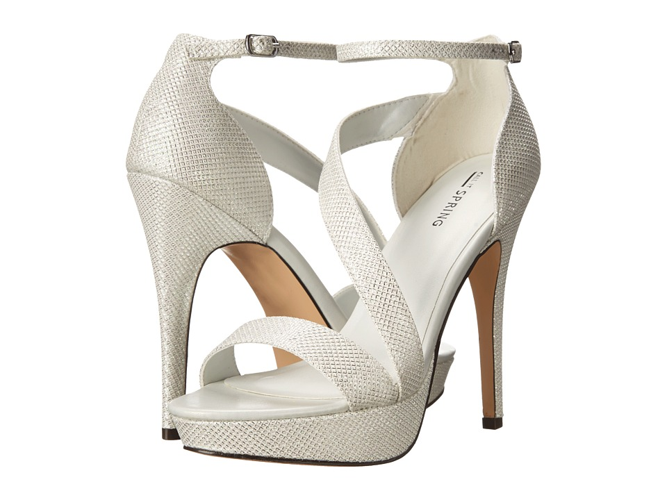Call it SPRING - Tilania (White) High Heels