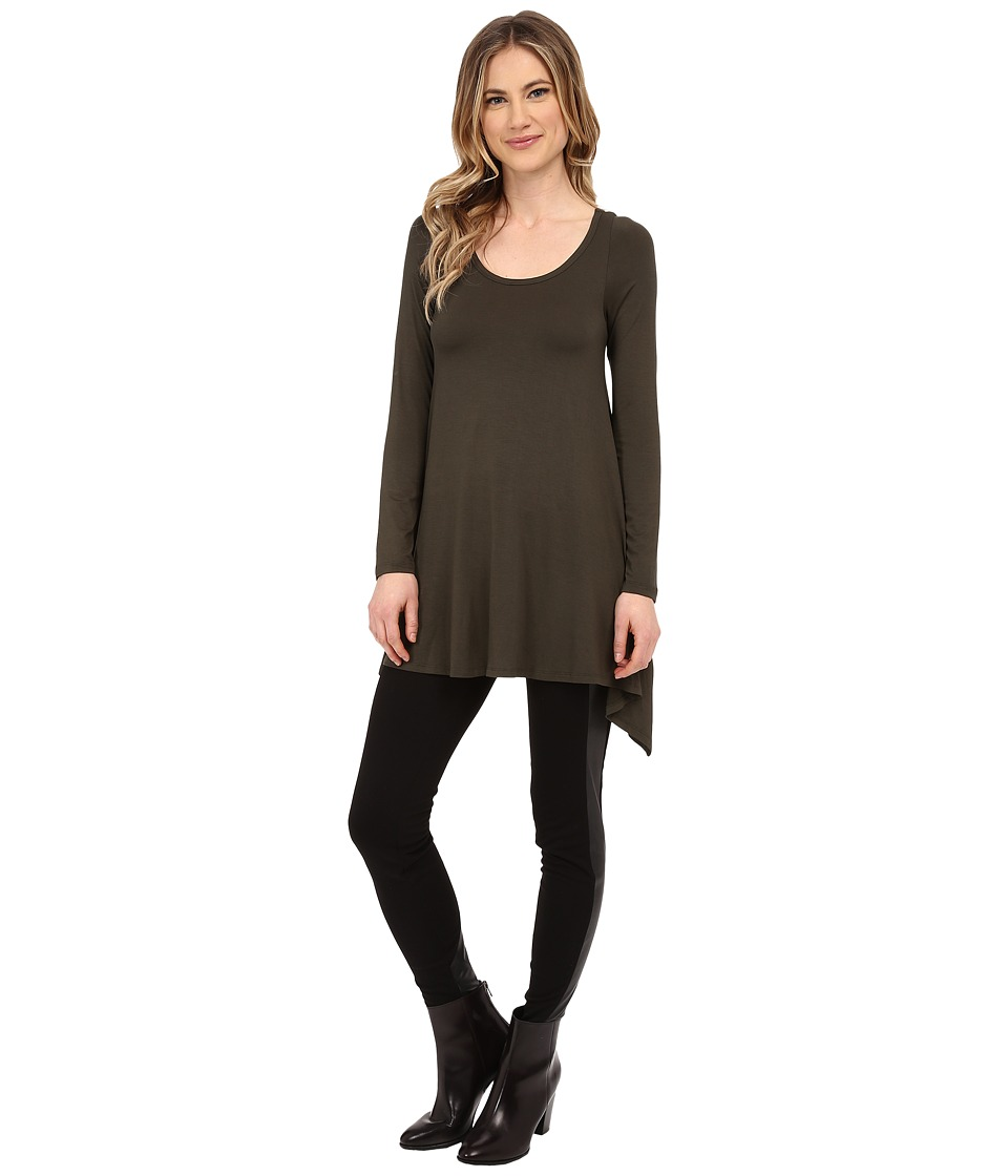 Culture Phit Julie Tunic (Olive) Women